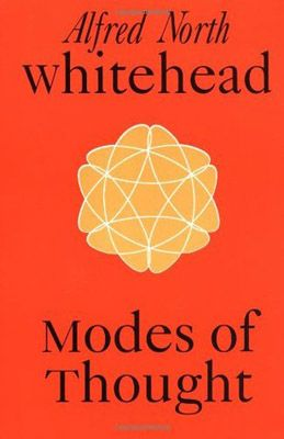 modes of thought whitehead